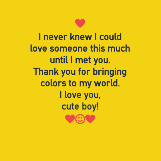 Birthday Quotes For Boyfriend  Happy Birthday Quotes for Boyfriend