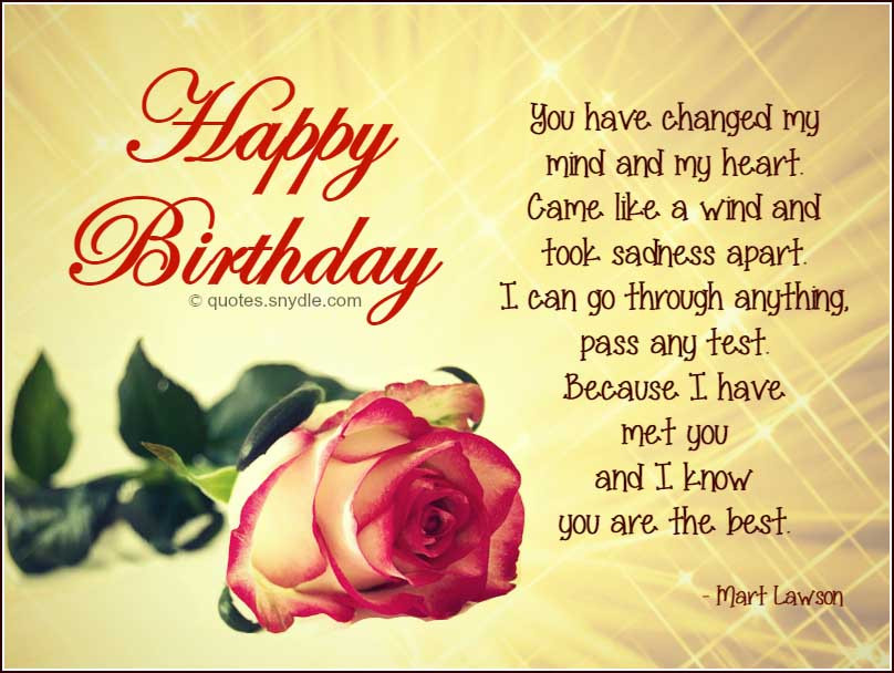 Birthday Quotes For Boyfriend  Birthday Wishes For Boyfriend Page 2