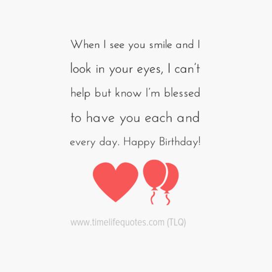 Birthday Quotes For Boyfriend  Boyfriend Blessed Happy Birthday Quotes