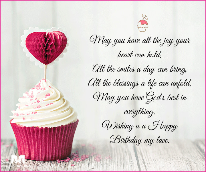 Birthday Quotes For Loved Ones  70 Love Birthday Messages To Wish That Special Someone