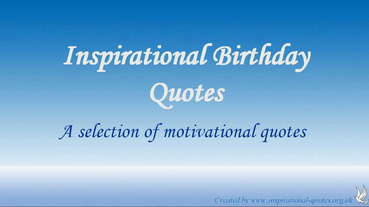 Birthday Quotes Inspirational  Inspirational Birthday Quotes For Women QuotesGram