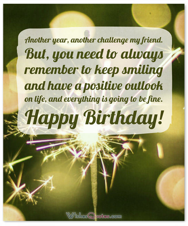 Birthday Quotes Inspirational  Inspirational Birthday Wishes and Motivational Sayings