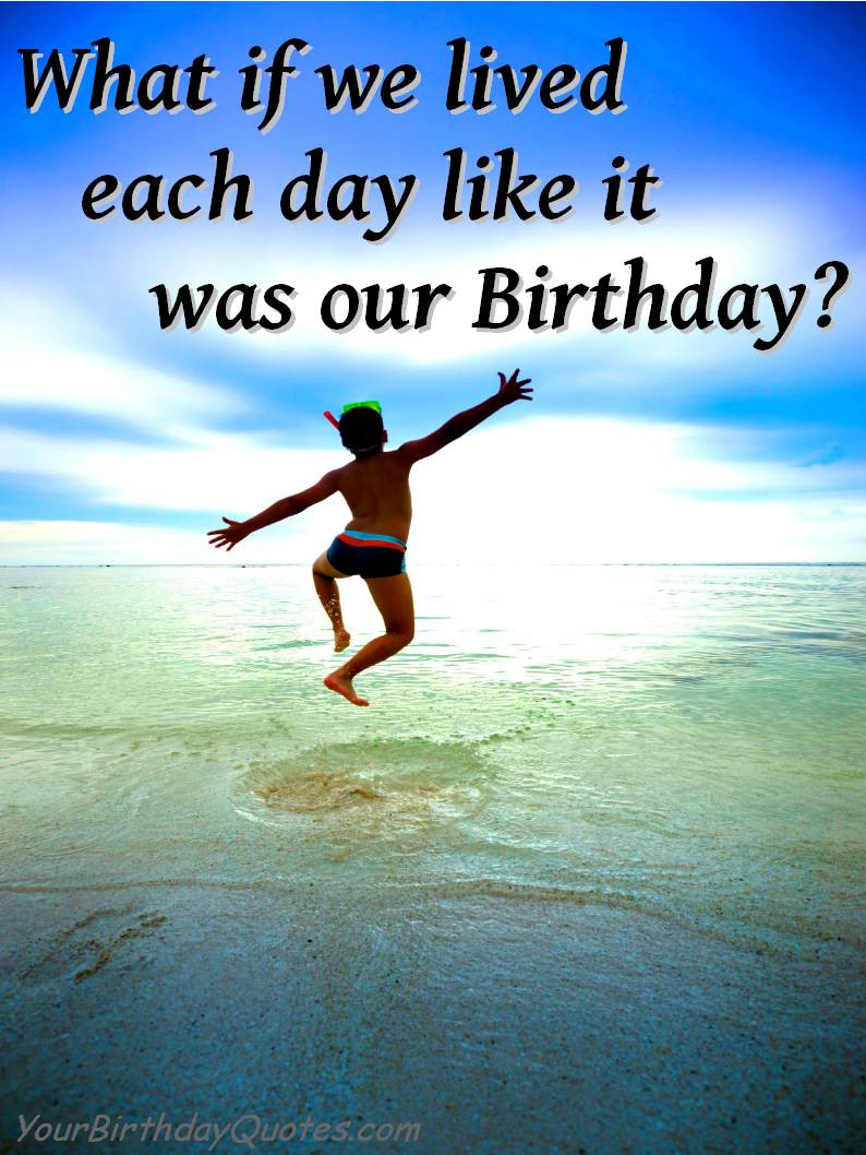 Birthday Quotes Inspirational  Inspirational Birthday Quotes QuotesGram