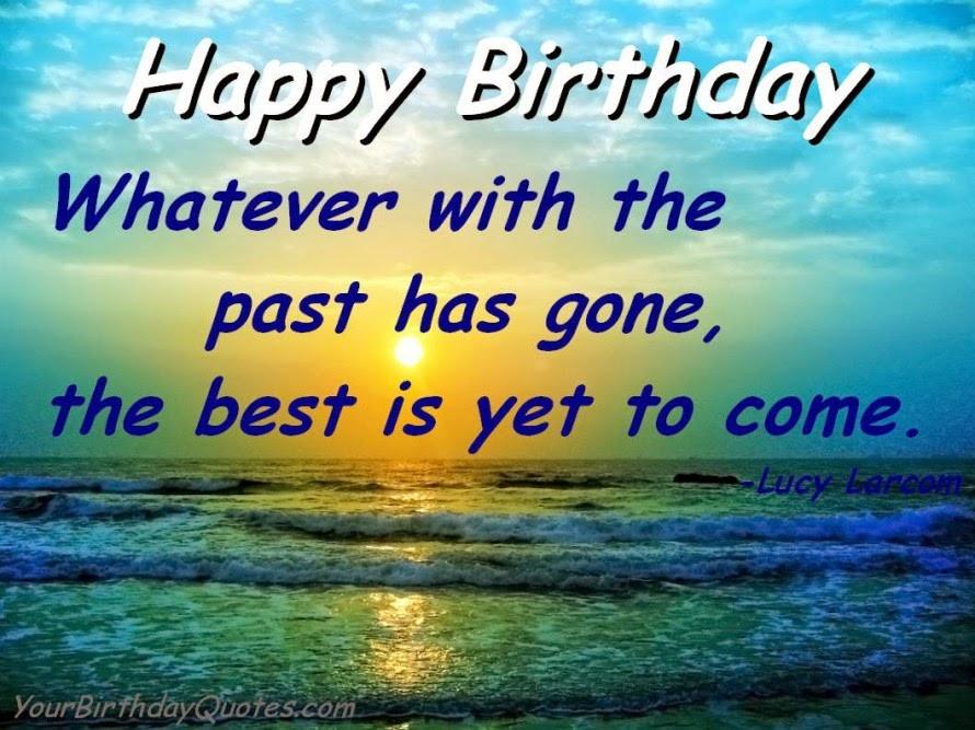 Birthday Quotes Inspirational  Status Happy Birthday Quotes Greetings Status