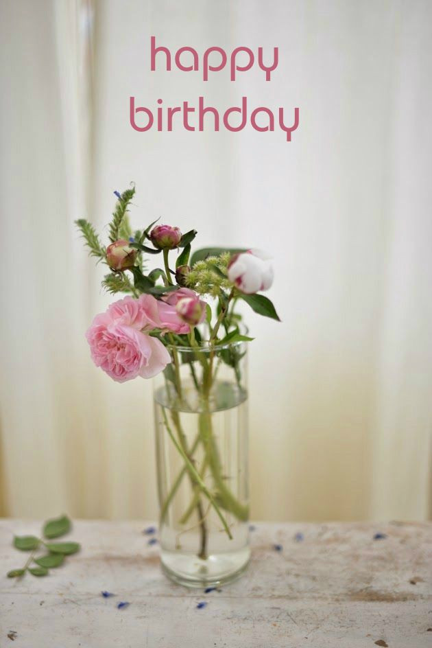 Birthday Quotes With Flowers  249 best images about birthday quotes on Pinterest