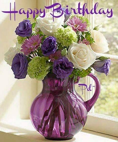 Birthday Quotes With Flowers  25 best Happy birthday quotes on Pinterest