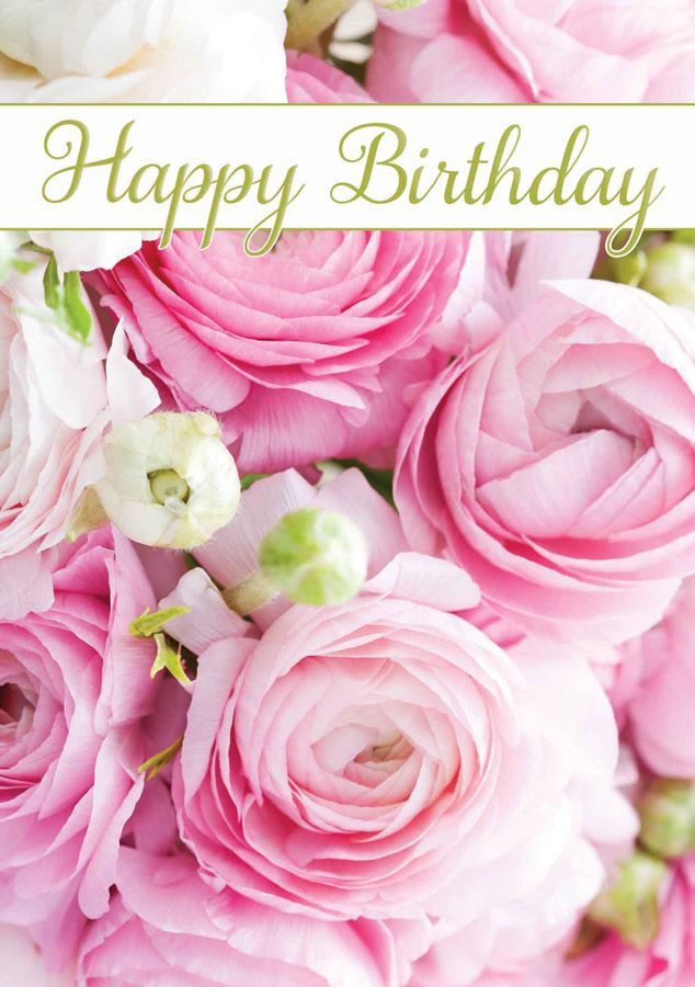 Birthday Quotes With Flowers  25 best ideas about Happy Birthday on Pinterest