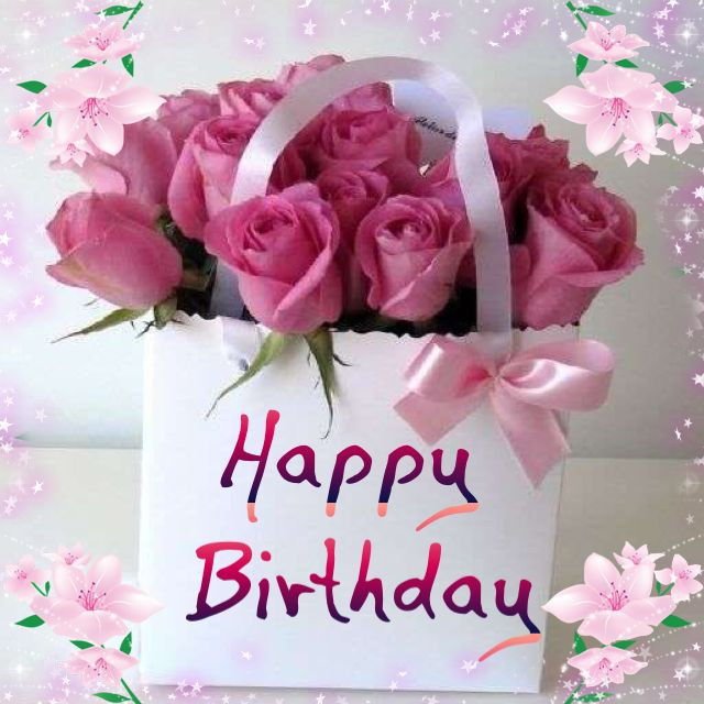 Birthday Quotes With Flowers  Birthday flowers Birthday wishes Pinterest