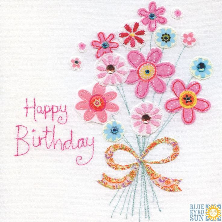 Birthday Quotes With Flowers  happy birthday flower quotes