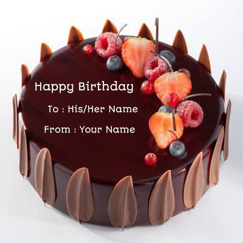 Birthday Wishes Cake With Name  78 images about Name Birthday Cakes on Pinterest
