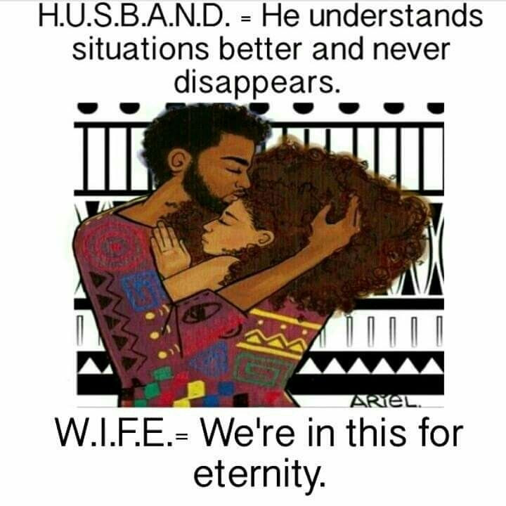 Black Marriage Quotes  1000 Husband Wife Quotes on Pinterest