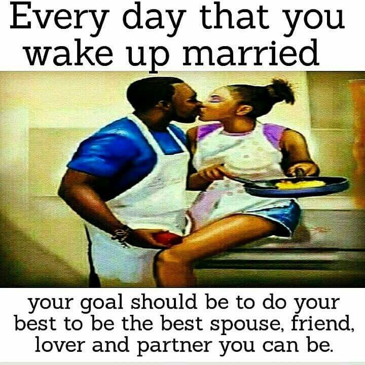 Black Marriage Quotes  blacklove relationshipgoals youngblackandmarried