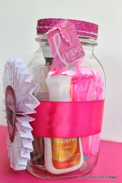 Breast Cancer Gift Basket Ideas  Best 25 Breast cancer ts ideas on Pinterest