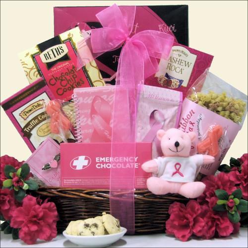 Breast Cancer Gift Basket Ideas  Hope Breast Cancer Gift Basket