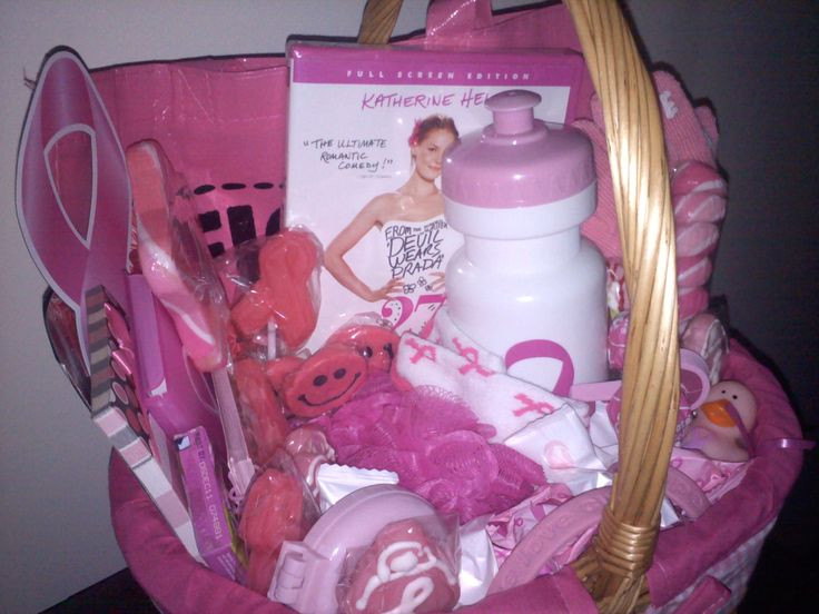 Breast Cancer Gift Basket Ideas  358 best images about breast cancer fundraising ideas on