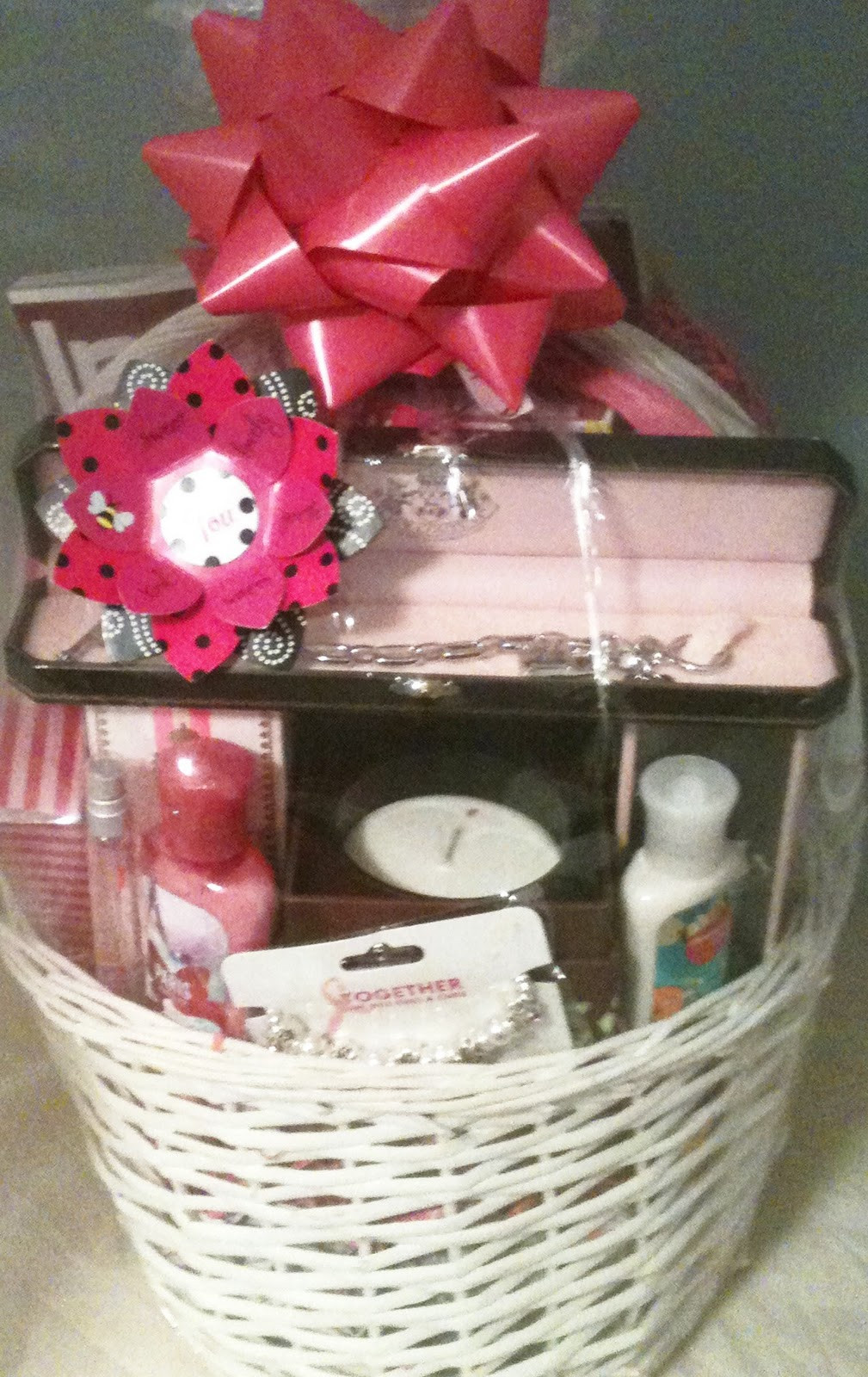 Breast Cancer Gift Basket Ideas  Quality Baskets Breast Cancer Awareness Gift Basket