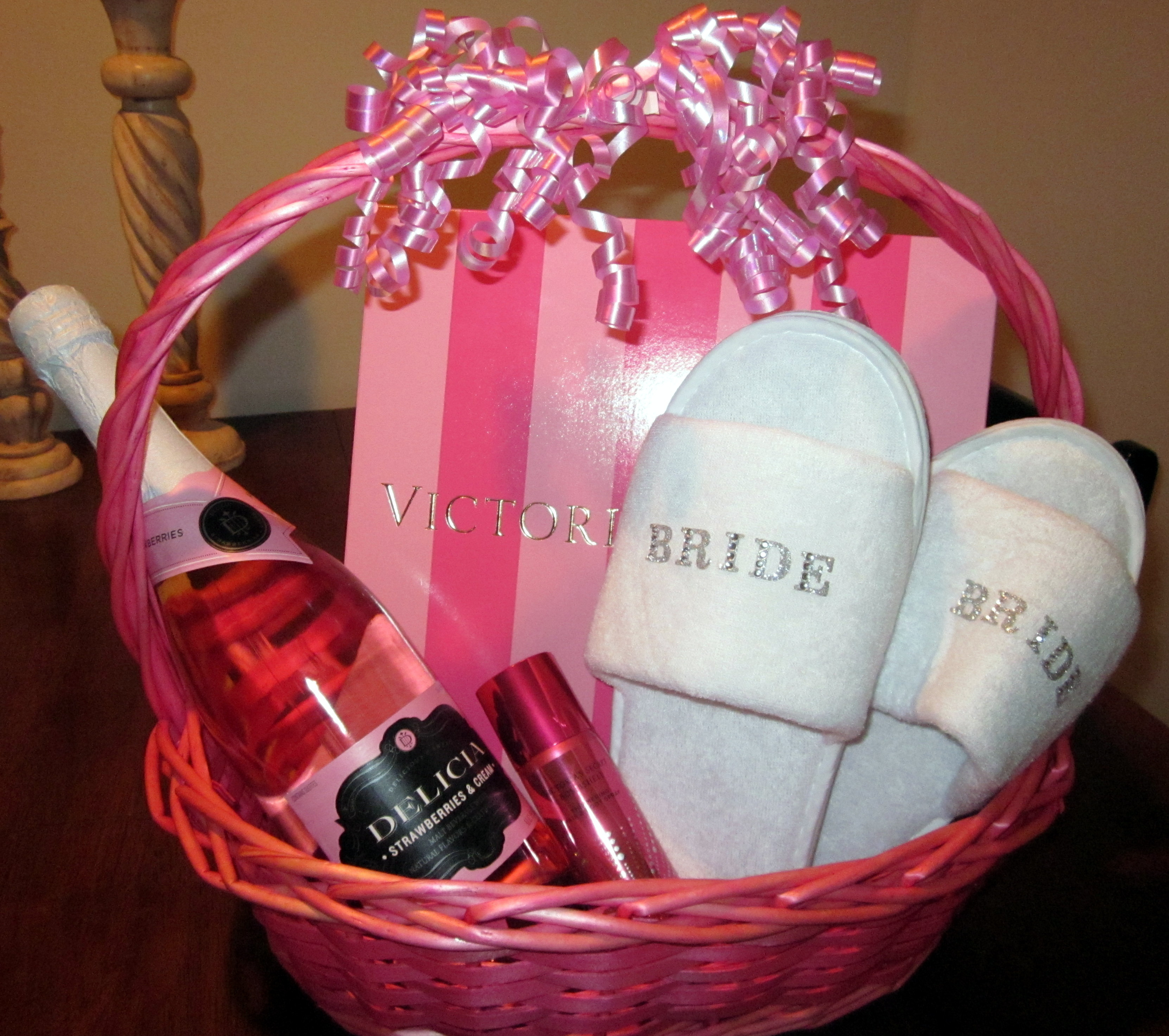 Bridal Gift Basket Ideas  bridal shower t ideas Archives TrueBlu