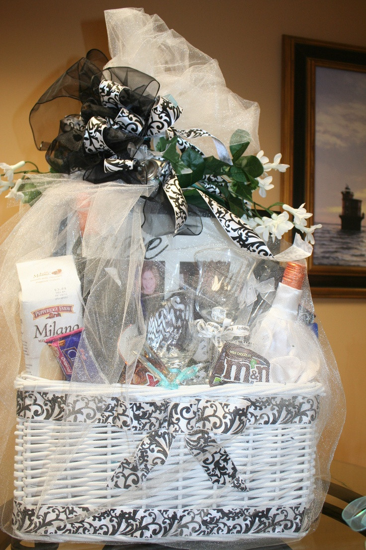 Bridal Gift Basket Ideas  The 25 best Bridal t baskets ideas on Pinterest