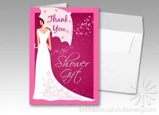 Bridal Shower Thank You Gift Ideas  Best Bridal Shower Thank You Gifts