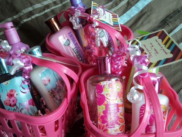 Bridal Shower Thank You Gift Ideas  DIY shower hostess ts Weddingbee Boards