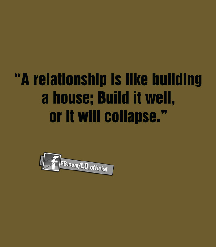 Building Relationships Quote  Quotes about Building relationship 59 quotes