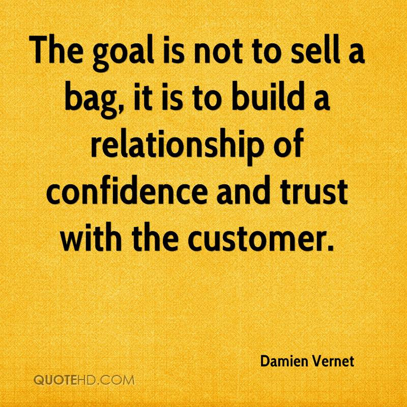 Building Relationships Quote  Quotes About Building Customer Relationships QuotesGram
