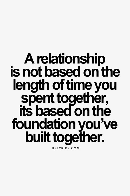 Building Relationships Quote  Love word quotes Love & relationships