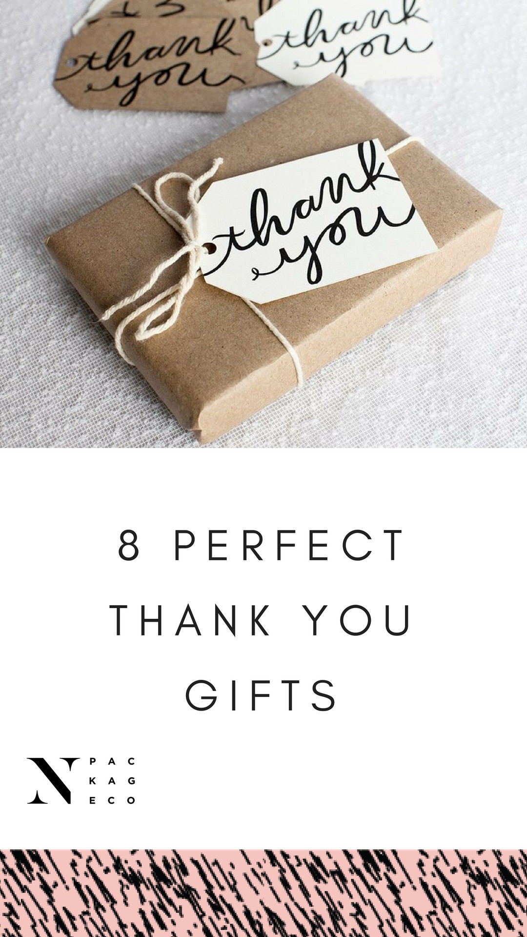 Business Thank You Gift Ideas  8 Perfect Thank You Gifts Appreciation ts