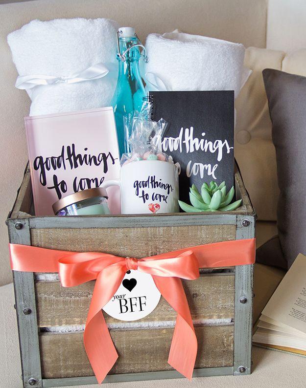 Business Thank You Gift Ideas  25 best ideas about Graduation Gift Baskets on Pinterest