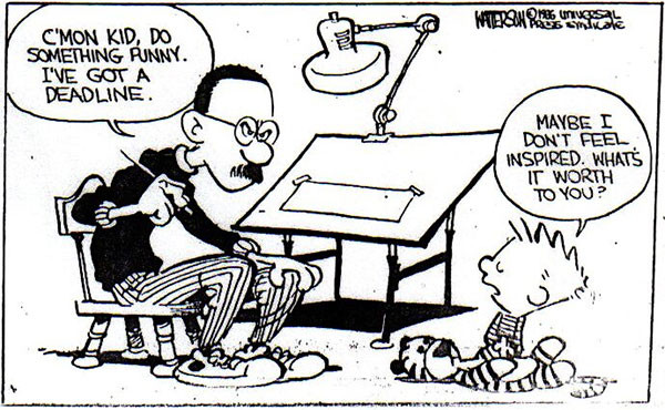 Calvin And Hobbes Birthday Quotes  Bill Watterson The Calvin and Hobbes Wiki