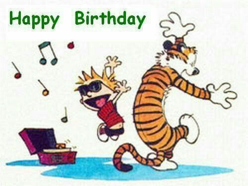 Calvin And Hobbes Birthday Quotes  Happy Birthday Calvin & Hobbes