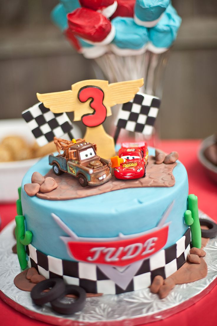 Cars Birthday Cake Ideas  15 best ideas about Disney Cars Cake on Pinterest