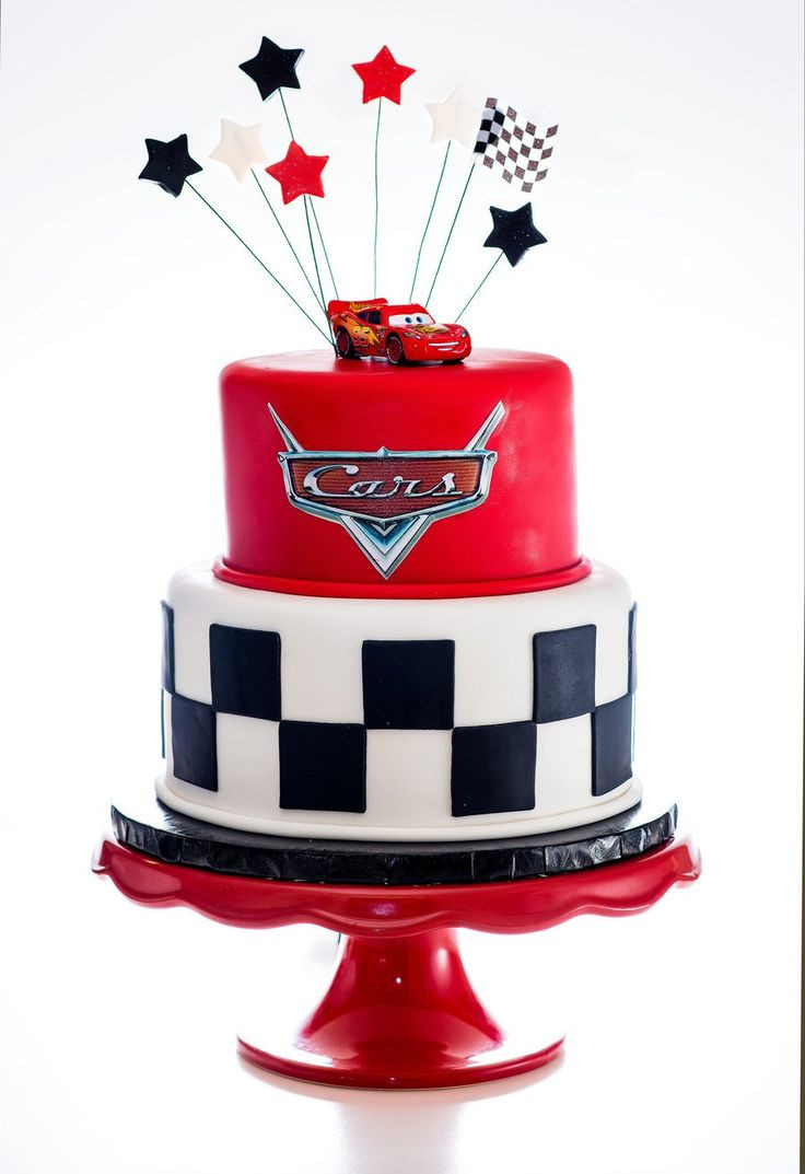 Cars Birthday Cake Ideas  25 best ideas about Disney cars cake on Pinterest