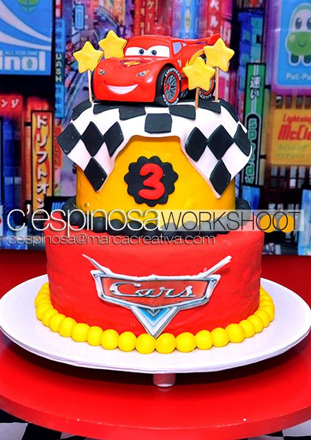 Cars Birthday Cake Ideas  Cars Birthday Party Ideas For My Boy