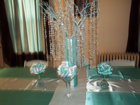 Centerpiece Ideas For Engagement Party  Engagement party centerpiece