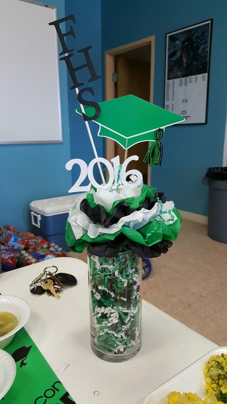 Centerpiece Ideas For Graduation Party  The 25 best ideas about Class 2016 on Pinterest
