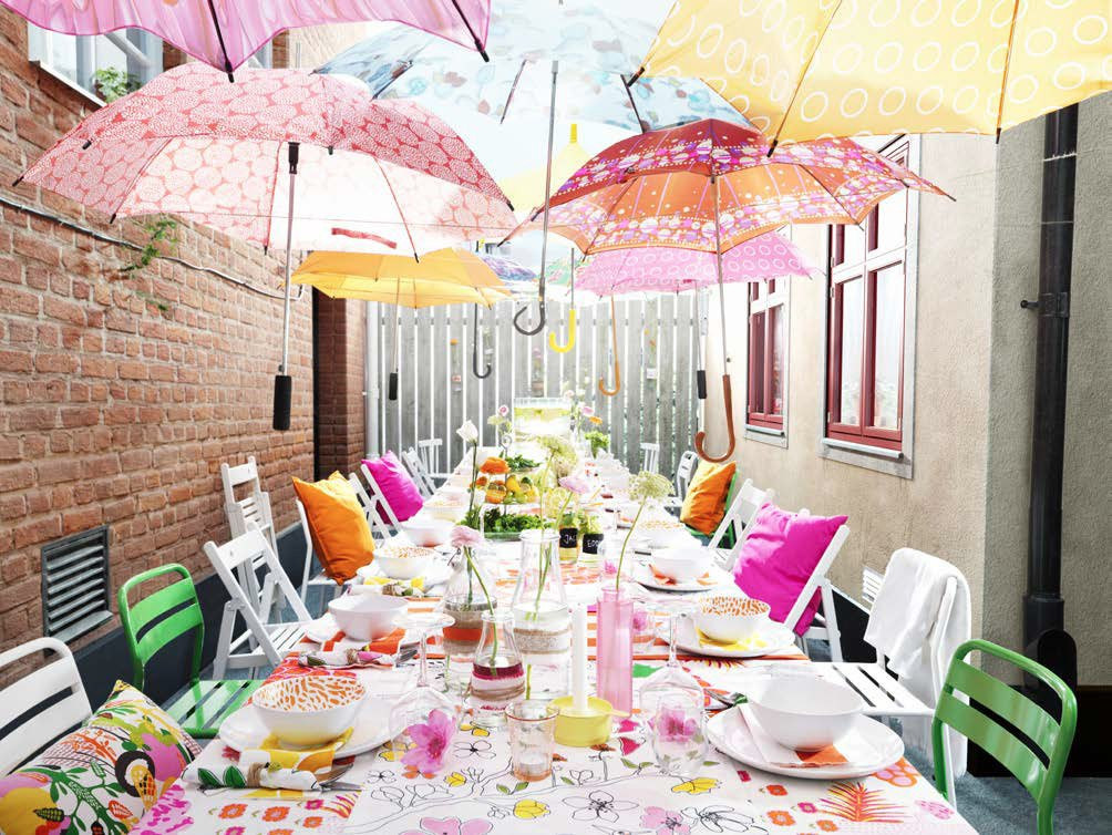 Cheap Backyard Party Ideas  10 Ideas for Outdoor Parties from IKEA Skimbaco