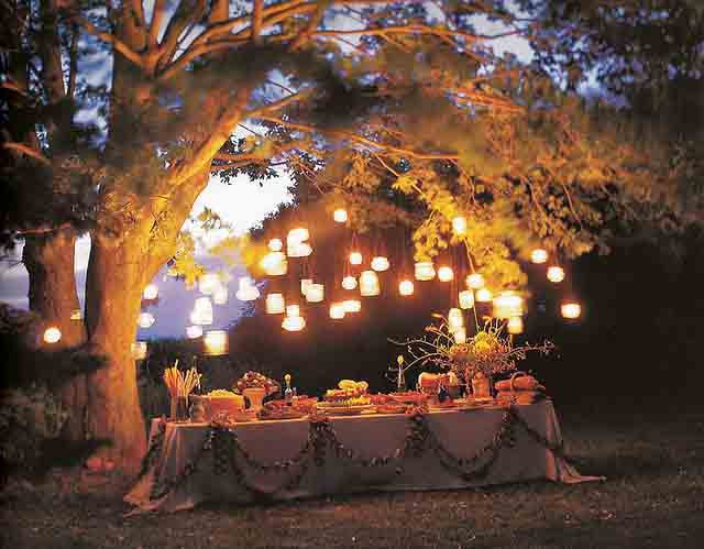 Cheap Backyard Party Ideas  Garden Party Ideas by a Professional Party Planner