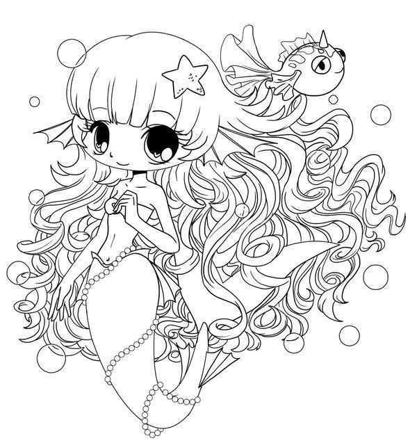 Chibi Boys Coloring Pages  chibi Coloring Pages