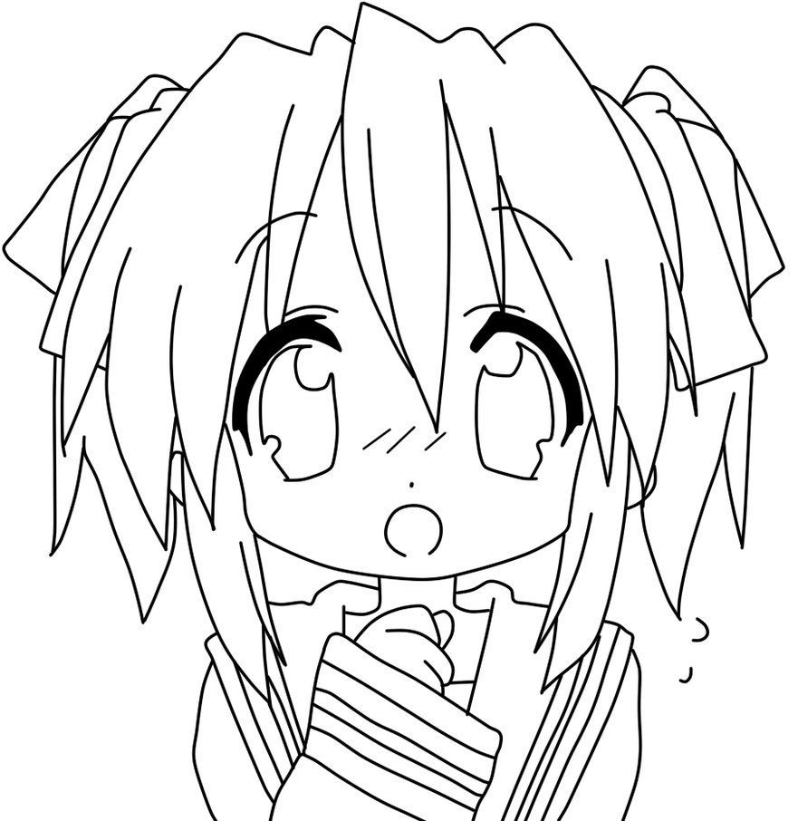 Chibi Boys Coloring Pages  anime coloring page Google Search