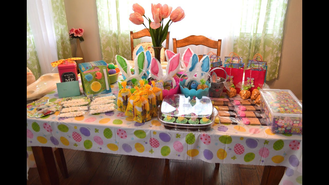 Children'S Easter Party Ideas  Kelly s Home Daycare Easter Party 2014