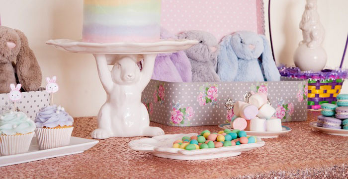 Children'S Easter Party Ideas  Kara s Party Ideas Pastel Easter Party