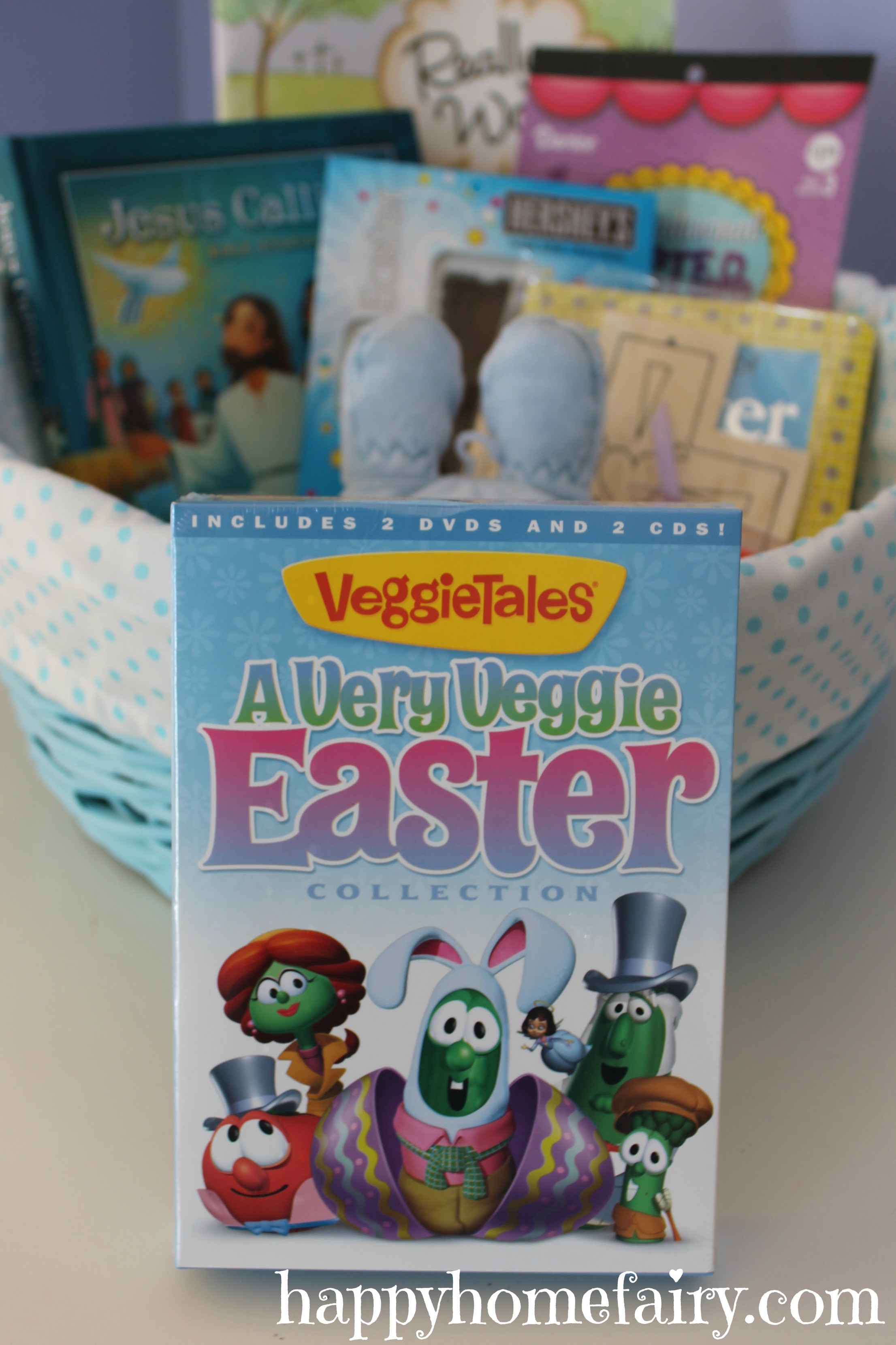Christian School Easter Party Ideas  Christ Centered Easter Basket Ideas Happy Home Fairy