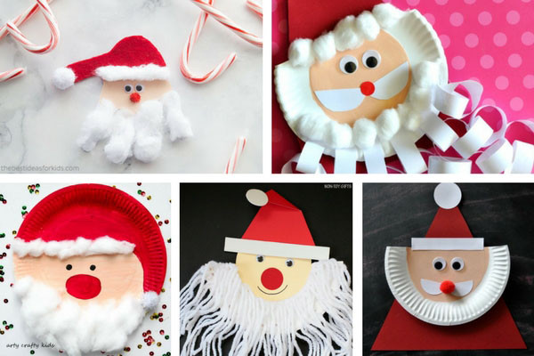 Christmas Arts Ideas  50 Christmas Crafts for Kids The Best Ideas for Kids
