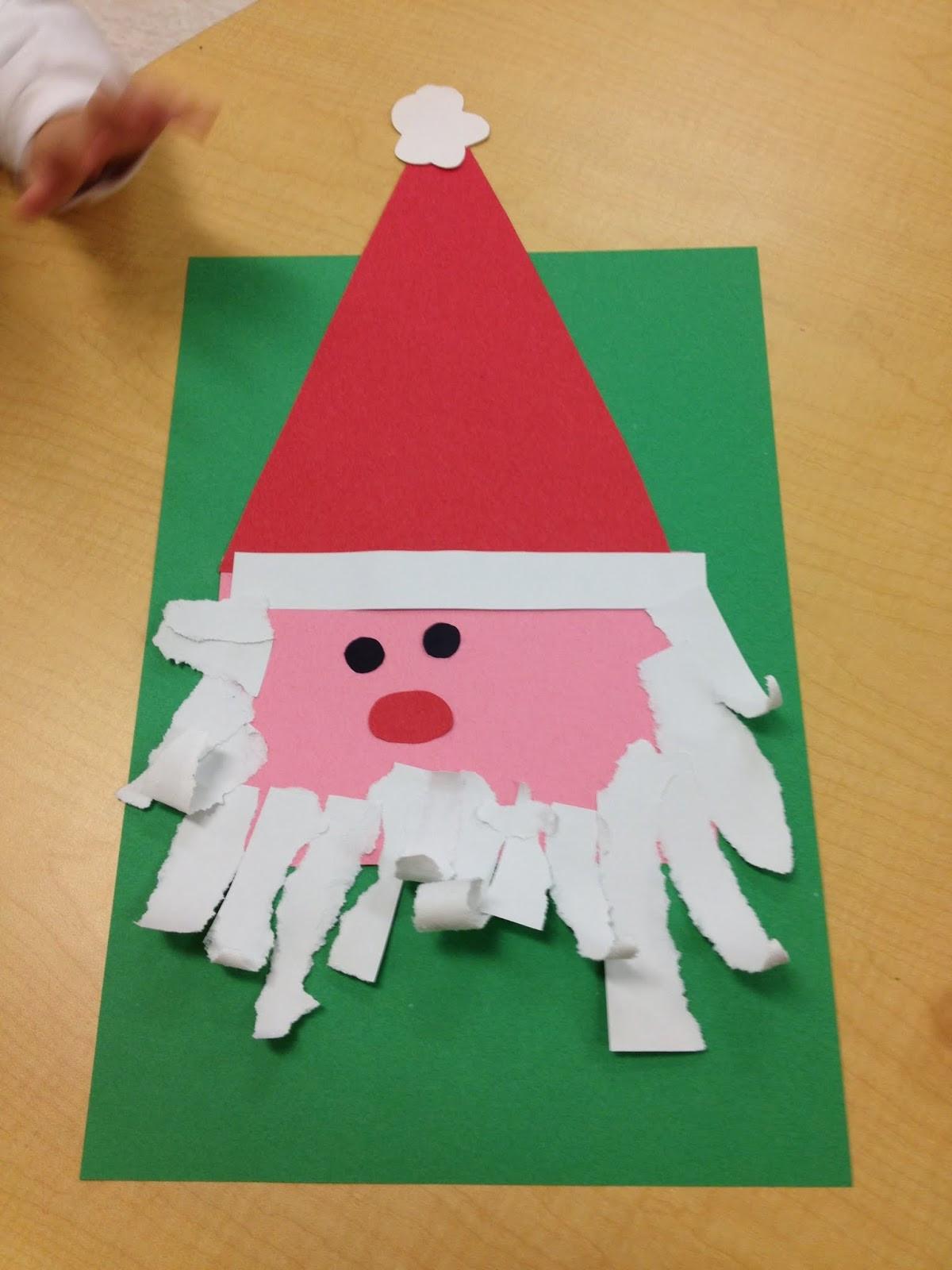 Christmas Craft Ideas For Preschoolers  Bonnie Kathryn Christmas Crafts