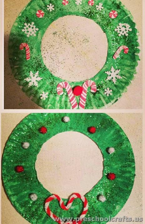 Christmas Craft Ideas For Preschoolers  christmas craft activities for preschool Preschool Crafts