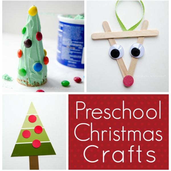 Christmas Craft Ideas For Preschoolers  Craftaholics Anonymous