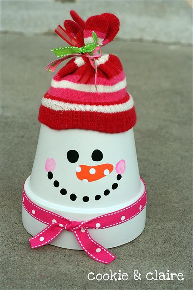 Christmas Crafts For Adults  Fun Christmas Craft Ideas 24 Pics