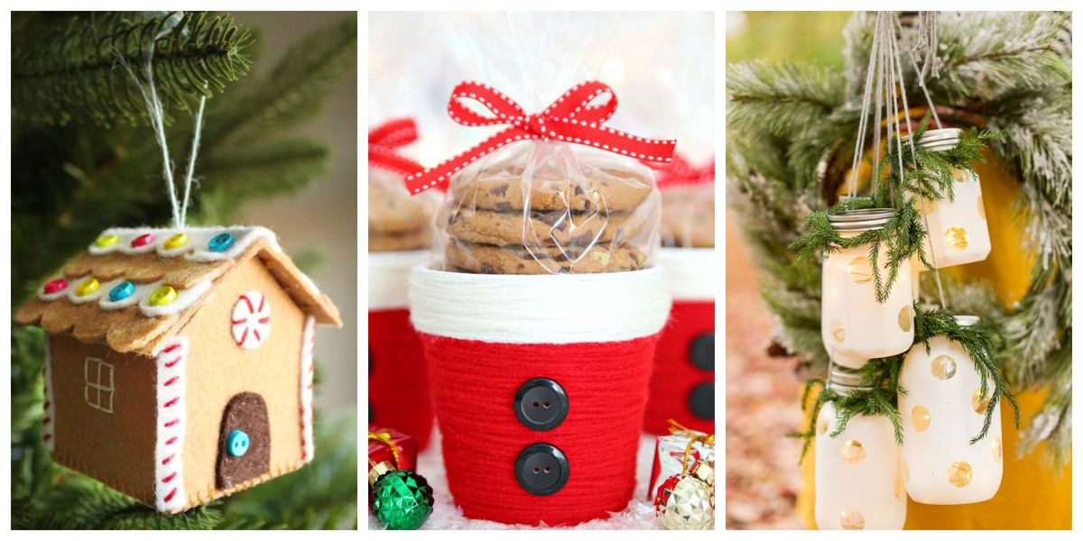 Christmas Crafts For Adults  45 Easy Christmas Crafts for Adults to Make DIY Ideas