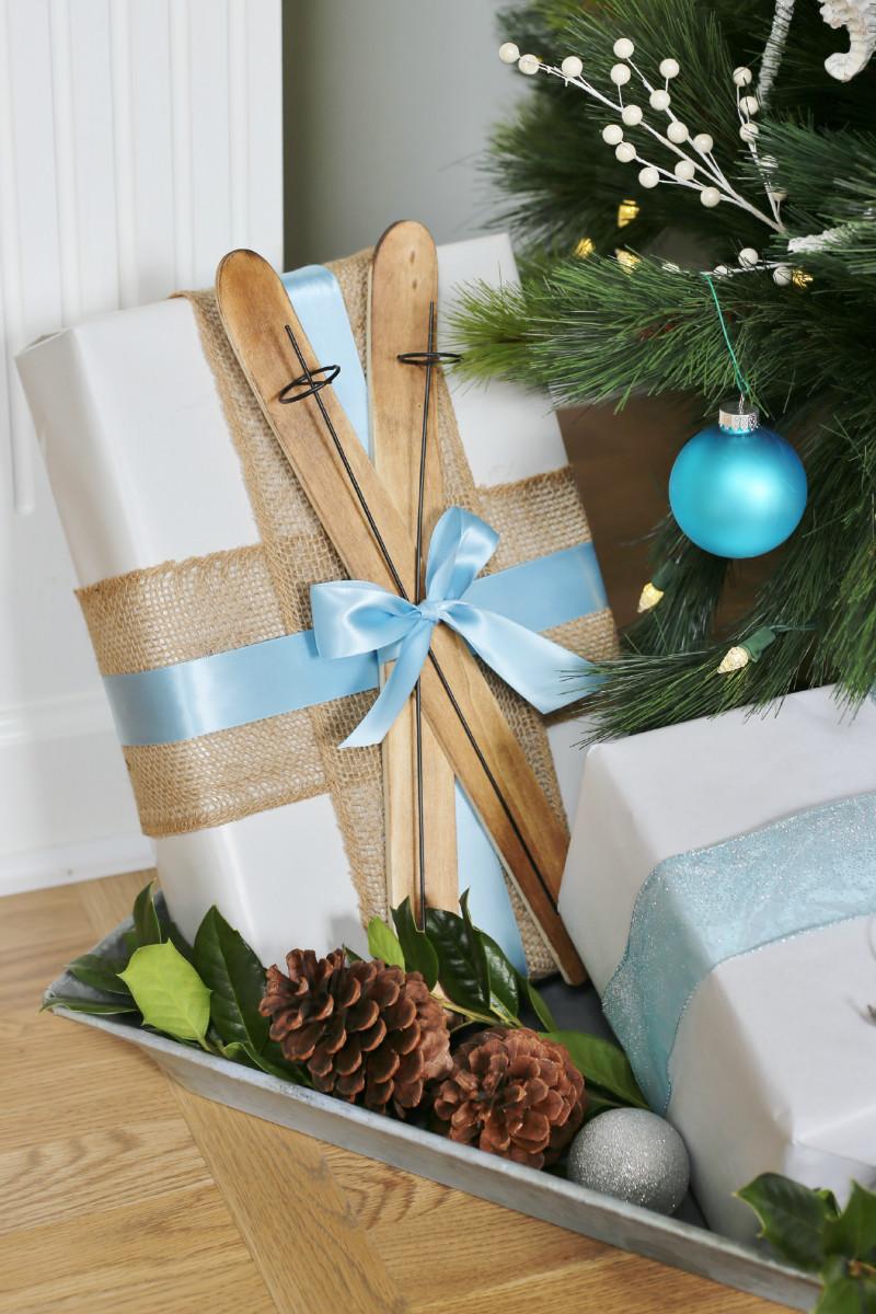 Christmas Gift Wrap Ideas  Creative Christmas Gift Wrapping Ideas Sand and Sisal
